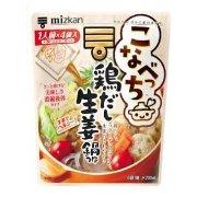 こなべっち 鶏だし生姜鍋つゆ (28g×4袋) 112g