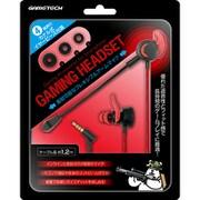 SGF2061 [スマートフォン/タブレットPCゲーム用 カナル式ヘッドセット]