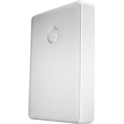0G10348 [G-Drive Mobile USB-C 4TB Silver]