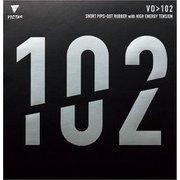 020222 0020 1.8 [卓球ラバー VO>102 黒 1.8 020222]