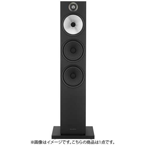 603/MB [フロアスタンディング・スピーカー マット・ブラック 1本]