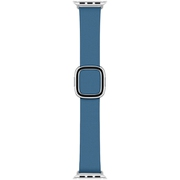 Apple Watch 40mmケース用 ケープコッドブルー モダンバックルバンド - M [MTQM2FE/A]