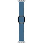 Apple Watch 40mmケース用 ケープコッドブルー モダンバックルバンド - L [MTQN2FE/A]