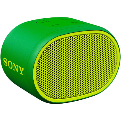 SRS-XB01 GC [Bluetooth対応 ワイヤレスポータブルスピーカー グリーン]