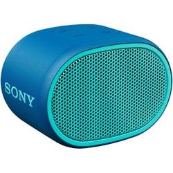 SRS-XB01 LC [Bluetooth対応 ワイヤレスポータブルスピーカー ブルー]