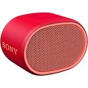 SRS-XB01 RC [Bluetooth対応 ワイヤレスポータブルスピーカー レッド]