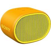 SRS-XB01 YC [Bluetooth対応 ワイヤレスポータブルスピーカー イエロー]