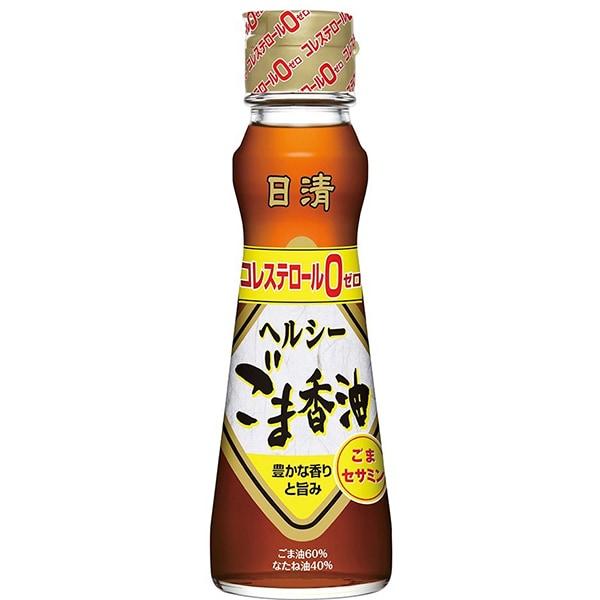 日清ヘルシーごま香油 130g