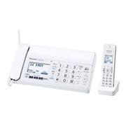 KX-PZ210DL-W [デジタルコードレス普通紙ファクス(子機1台付き) ホワイト]