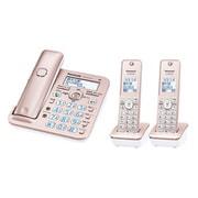 VE-GZ51DW-N [デジタルコードレス電話機(子機2台付き) ピンクゴールド VE-GD56DW-N同等品]
