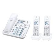 VE-GZ51DW-W [デジタルコードレス電話機(子機2台付き) ホワイト VE-GD56DW-W同等品]