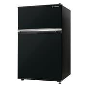 RM-90L02BK [冷蔵庫 2ドア 90L ブラック]