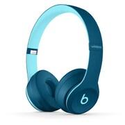 MRRH2PA/A [Beats Solo3 Wireless オンイヤーヘッドフォン Beats Pop Collection Popブルー]
