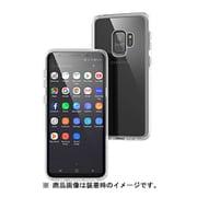 CT-IPGXS9-CL [Galaxy S9 衝撃吸収ケース クリア]