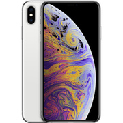 アップル iPhone XS Max 64GB シルバー [スマートフォン]