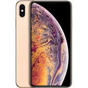 アップル iPhone XS Max 64GB ゴールド [スマートフォン]