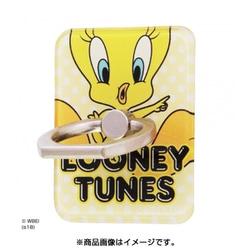 IJ-WABKR/TW001 [スマートフォン用リング アクリル ルーニー・テューンズ トゥイーティー JUMP]