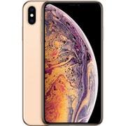 アップル iPhone XS Max 256GB ゴールド [スマートフォン]
