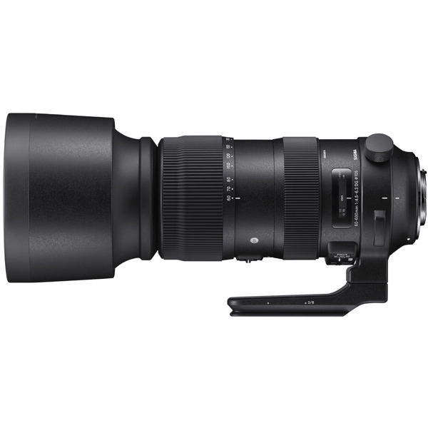60-600mm F4.5-6.3 DG OS HSM Sports NA [Sportsライン 60-600mm/F4.5-6.3 ニコンFマウント]