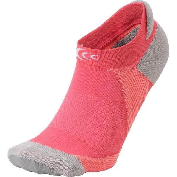 アーチサポートショートソックス Arch Support Short Socks 3F93356 (PP)パラダイスピンク Lサイズ [ランニング ソックス]