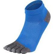 5Fアーチサポートショートソックス 5 Finger Arch Support Short Socks 3F93357 (B)ブルー Mサイズ [スポーツソックス]