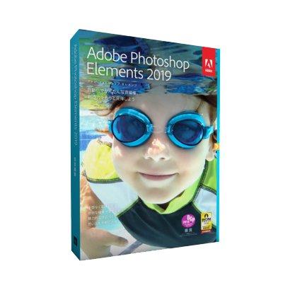 Photoshop Elements 2019 日本語版 MLP 通常版 [Windows/Macソフト]