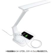 GSLA07D02WH [LED学習スタンドライト コンセント付き 7W ホワイト]