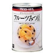 F.M フルーツみつ豆 EO #4 425g [缶詰]