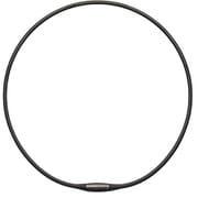 D1A-50BLK [EXNAS 磁気ネックレス 50cm ブラック]
