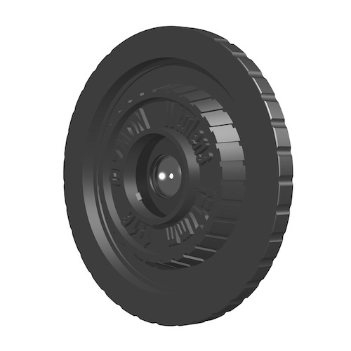 7191 [GIZMON Wtulens L 極薄 ミラーレスカメラ用 17mm超広角レンズ(マイクロフォーサーズ)]