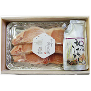 雪室熟成豚 厚切りステーキセット 6枚入り [新潟県特産品]