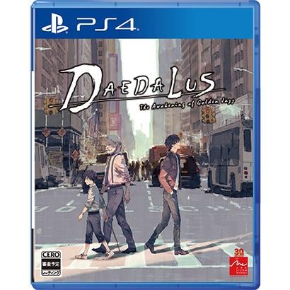 ダイダロス:ジ・アウェイクニング・オブ・ゴールデンジャズ Limited Edition [PS4ソフト]