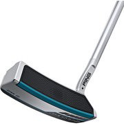 SIGMA2(シグマ2) パター ZB2 プラチナム仕上げ 34インチ PP60グリップ(ブラック/ブルー) [ゴルフ パター]