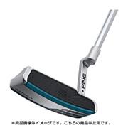 SIGMA2(シグマ2) パター ANSER(アンサー) プラチナム仕上げ 長さ調整機能付きモデル PP60グリップ(ブラック/ブルー) 左用 [ゴルフ パター]