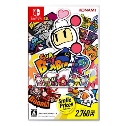 スーパーボンバーマンR スマイルプライスコレクション [Nintendo Switchソフト]