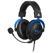 HX-HSCLS-BL [HyperX Cloud Gaming Headset for PS4]