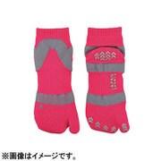 JAPAN SPORTS SOCKS 足袋ソックス3足セット ピンク(22-27cm男女兼用)