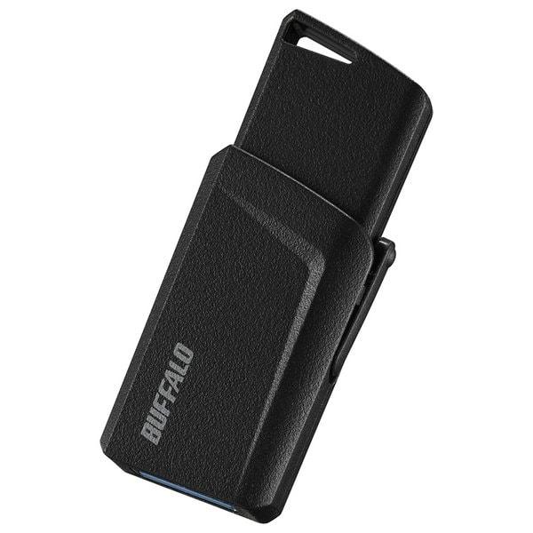RUF3-SP16G-BK [USBメモリ 16GB ブラック]