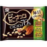 ピーナッツチョコレート(カカオ70%) 152g