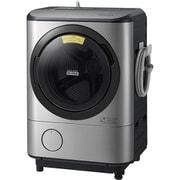 BD-NX120CL S [ドラム式洗濯乾燥機 12kg 左開き ステンレスシルバー ビッグドラム(奥行スリムタイプ)]