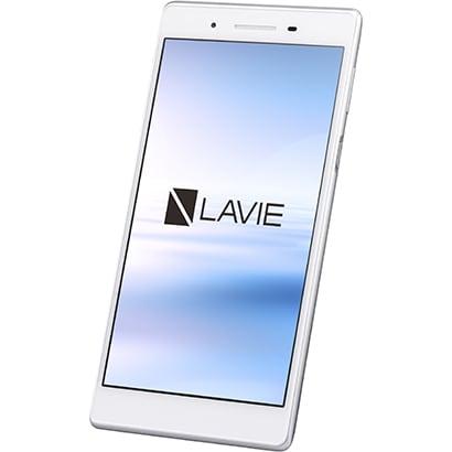 PC-TE507JAW [タブレットPC LAVIE Tab E 7型ワイドLED IPS液晶/Android 7.0/ホワイト]