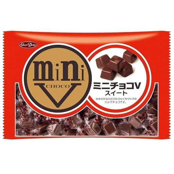 ミニチョコスイート 186g [チョコレート菓子]