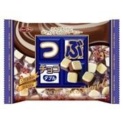 つぶチョコ ダブル 153g [チョコレート菓子]