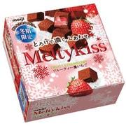 メルティーキッス フルーティー濃いちご 56g [チョコレート菓子]