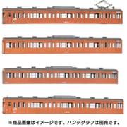 18002 [Nゲージ 国鉄 JR 103系 低運・非ユニット窓・冷改車・オレンジ 基本4両編成ボディキットB]
