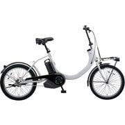 BE-ELSW01N [電動アシスト自転車 SW 20型 8Ah 変速なし マットクラウディーグレー 2019年モデル]