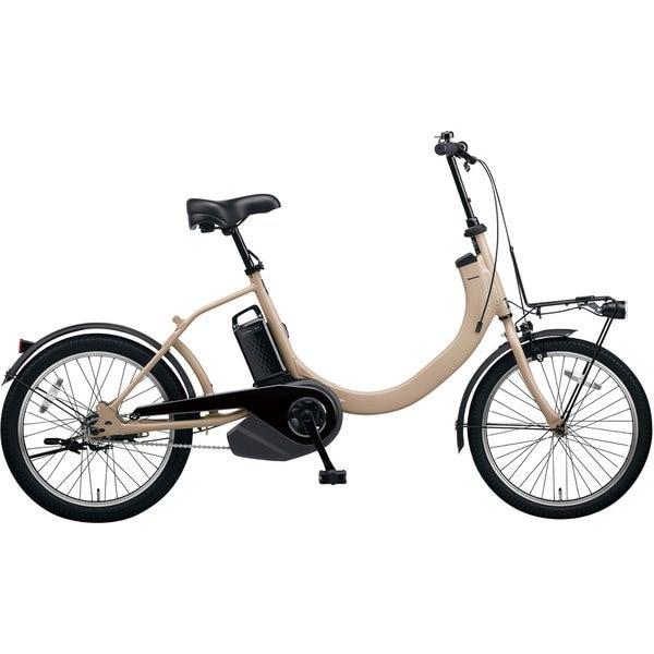 BE-ELSW01Y [電動アシスト自転車 SW 20型 8Ah 変速なし デザートイエロー 2019年モデル]