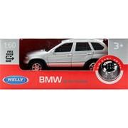 プルバックミニカー BMW X5-SILVER [ミニカー]