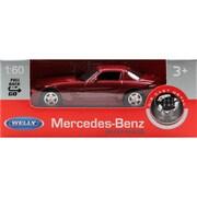 プルバックミニカー MERCEDES-BENZ SLS AMG-RED [ミニカー]