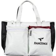 TS-TTB0418 [TOURSTAGE トートバッグ TS-TTB0418 ホワイト ツアーステージ]